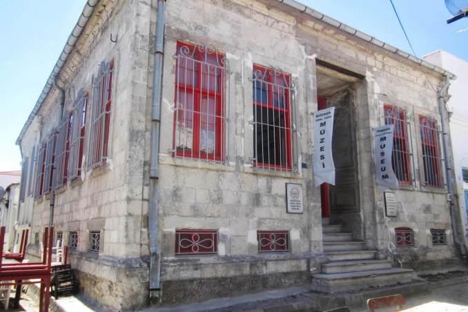 Bozcaada Gezilecek Yerler Müze