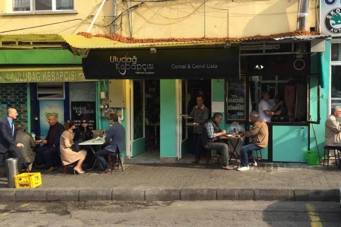 Uludağ Kebapçısı Celal ve Cemil Usta Restoranı
