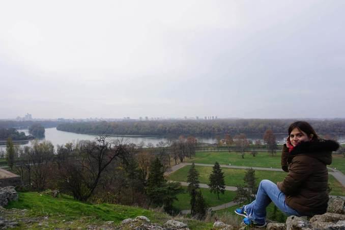Sırbistan Belgrad Kalesi