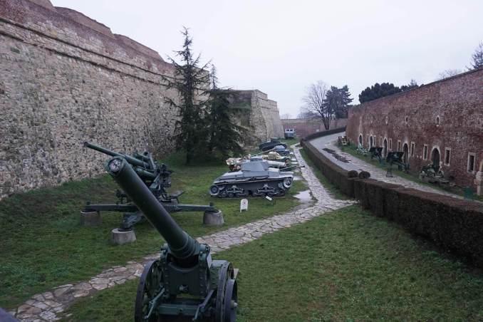 Sırbistan Kale Meydanı