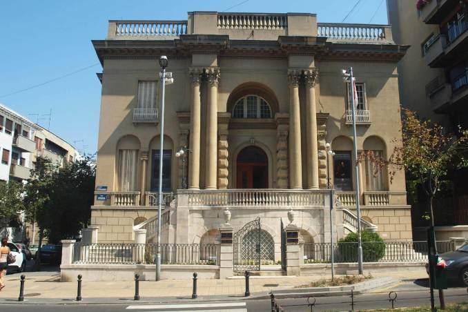 Sırbistan Belgrad Nikola Tesla Müzesi