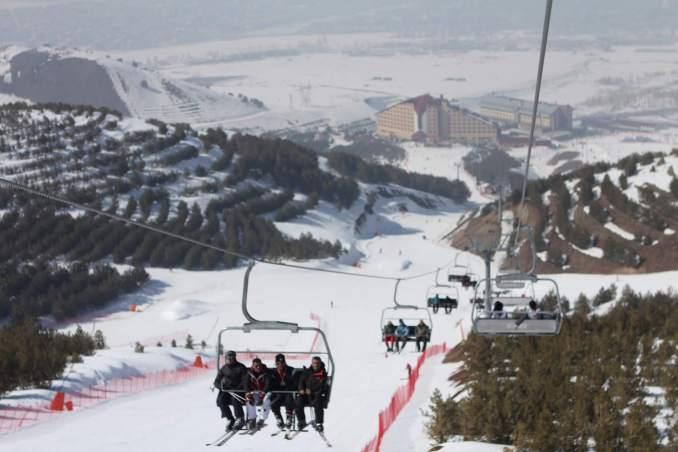 Palandöken Kayak Merkezi - Erzurum