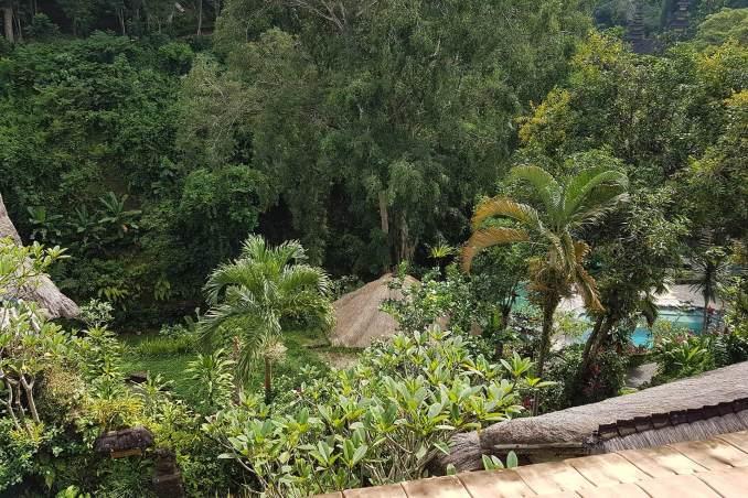 Tjampuan Spa Hotel Bali Gezi Notları