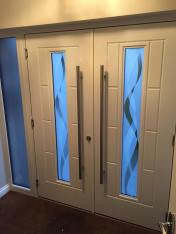 Internal View - Vermont French Doors