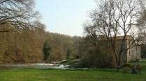 Le moulin de Poupet, le 12 mars 2014 à 17:40