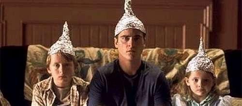 Ouvindo meteoros: a conspiração
