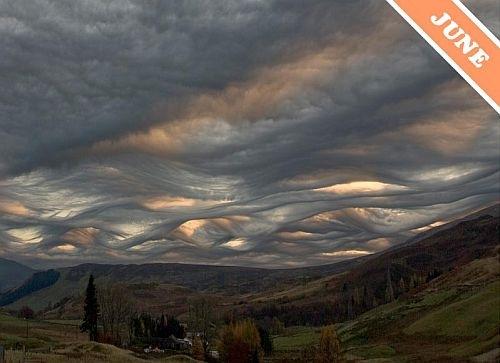 """Um novo tipo de nuvem? """"Asperatus"""""""