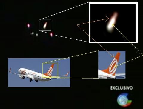 Relatório sobre o OVNI no Acre