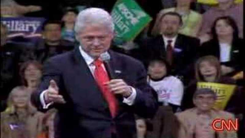 Bill Clinton sobre a conspiração do 11 de setembro