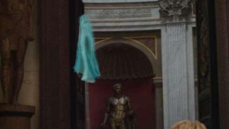 Fantasma no Vaticano?