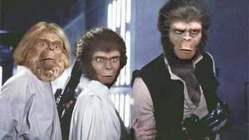Um único planeta dos macacos