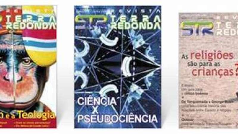 "Leia online as revistas ""Terra Redonda"""