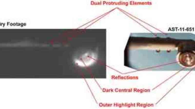 OVNI da Apollo 16 era holofote