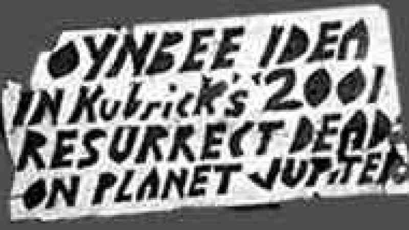 Placas Toynbee?