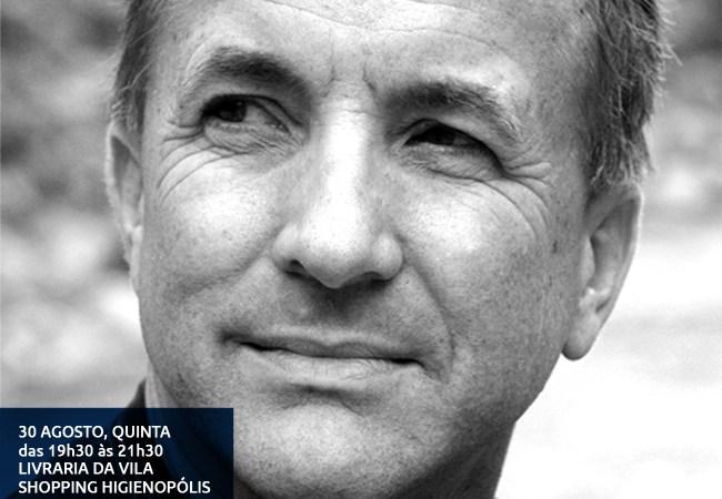 """Lançamento """"Cérebro e Crença"""" de Michael Shermer: Conheça o autor e concorra ao livro!"""