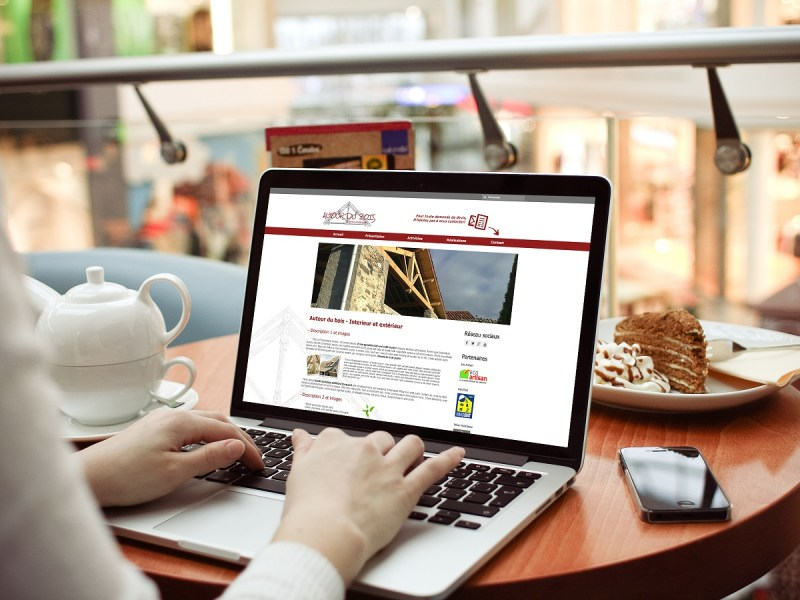 Site internet réalisé par le CETIR