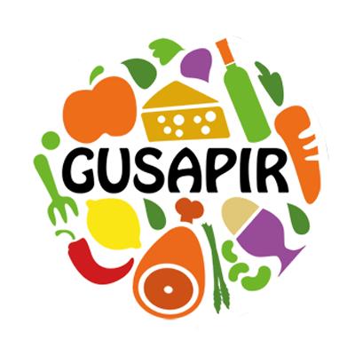 Logo GUSAPIR réalisé par le CETIR