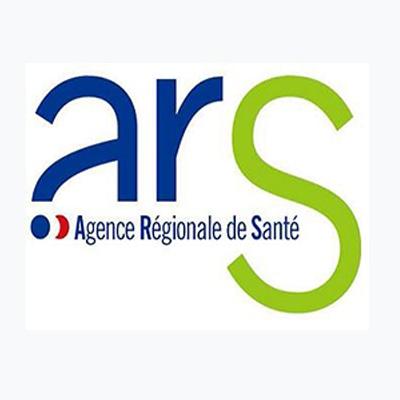 Logo du partenaire Agence Régionale de Santé