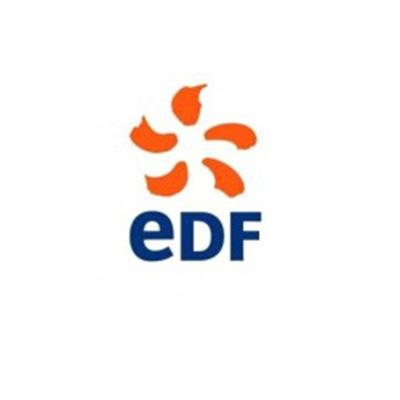 Logo de EDF