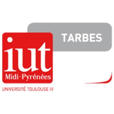 Logo de l'IUT de Tarbes