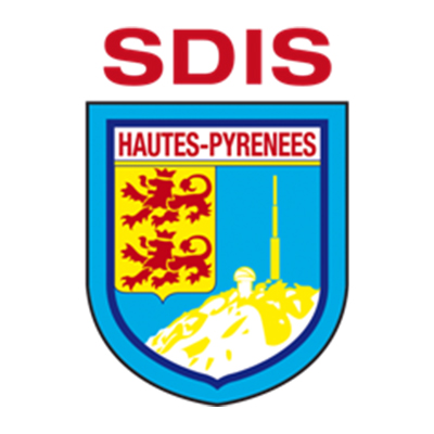 Logo du SDIS 65