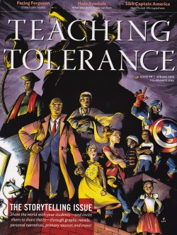 Shelter From the Storm - Teaching Tolerance