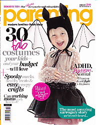 Parenting Magizine - Should I Label My Kid?