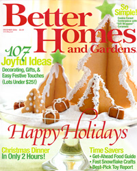 They're Here!-Better Homes + Gardens