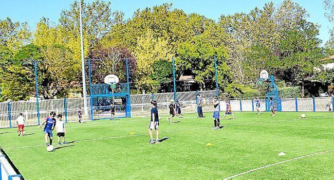 city stade de Belvèze-du-Razès