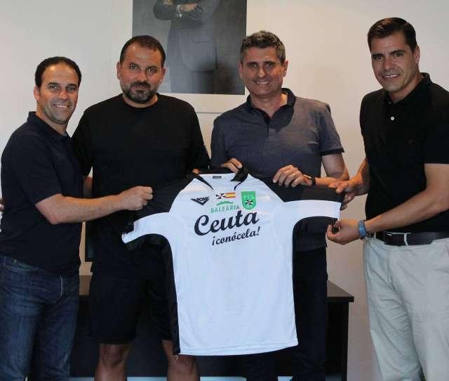 Chito Y Garrido Nuevos Directores Deportivos De La Ffce Cedida