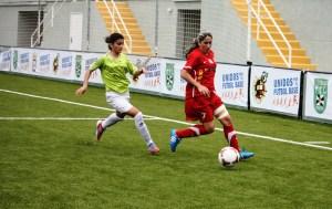 La UD Carmelitas firmó su tercer empate seguido ante La Rambla.