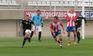 Pablo Antón ha sido titular en ocho jornadas.
