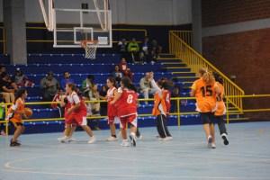 El baloncesto es el deporte que mayor demanda registra dentro del Programa de Promoción Deportiva Escolar