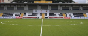 Imagen del renovado estadio Alfonso Murube