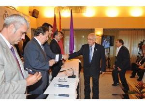 Antonio Olivares no se presenta a la reelección.