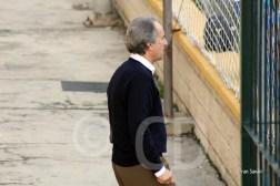 Álvaro Pérez ha visto el partido tras el banquillo atlético