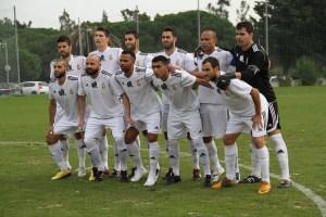 El Atlético de Ceuta puede repetir 'once' en el campo del Alcalá.