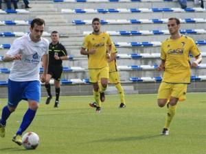 El CD Alcalá empató ante el Cádiz 'B' en el último encuentro disputado en su campo.