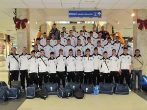 Las selecciones de fútbol sub'16 y sub'18, preparadas para su debut
