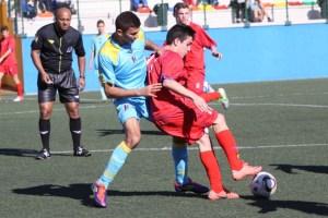 Melilla le plantó cara a Baleares en la categoría sub'18, pero no pudo evitar la derrota