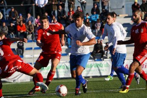El Atlético de Ceuta perdió en su último desplazamiento a Alcalá de Guadaira.
