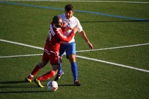 El Atlético de Ceuta frenado en Alcalá donde perdió por 1-0.