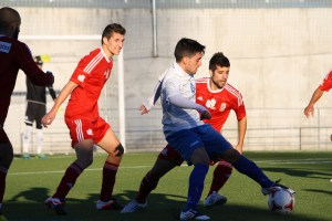 Los jugadores del CD Alcalá denuncian el impago de dos mensualidades