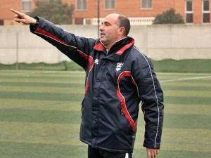 José Ángel Garrido, entrenador del CD Pozoblanco