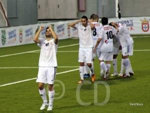 Félix ha sido el autor del 3-0, un soberbio golazo por la escuadra
