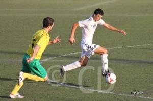 Ismael, una de las sorpresas agradables del Atlético de Ceuta