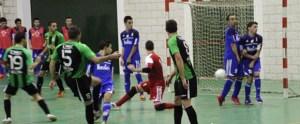 El Ceutí FS logró en Alameda su segundo empate a domicilio de la temporada