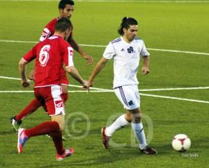 Jesús Villatoro ha vuelto a jugar tras varios partidos de ausencia
