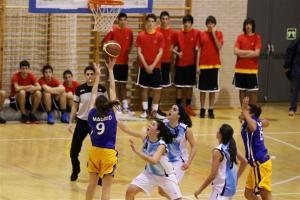 El Campeonato de España cadete se disputa en Zaragoza