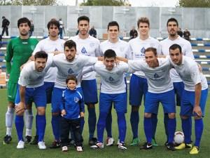 El CD Alcalá, uno de los equipos que más ha movido su plantilla